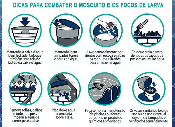 Chegou a época em que o Aedes Aegypti mais se reproduz. Pensando nisso, a FENABRAVE compartilha com você dicas valiosas de prevenção. Faça sua parte!